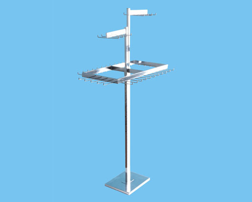 4-078 Display Rack for Belt & Tie