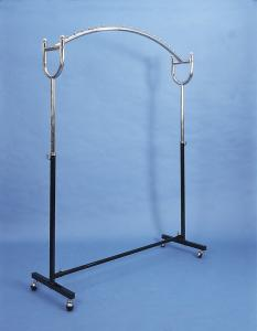 Single Arc Display Rack