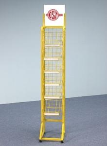 Card Display Rack